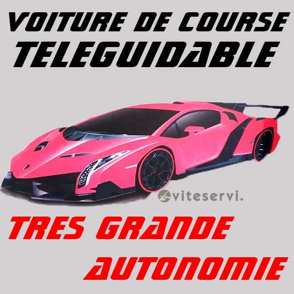 Voiture De Course A Telecommande Need For Speed